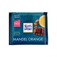 شکلات بادام پرتقال