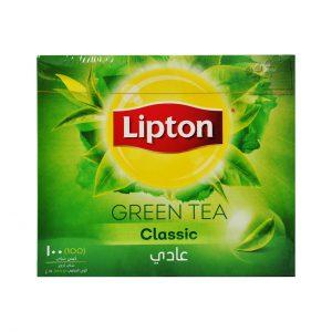 چای سبز کلاسیک لیپتون