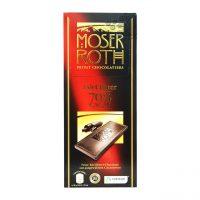 شکلات تلخ موزر روس