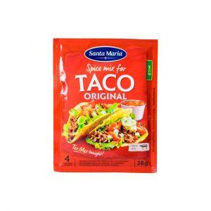 ادویه تاکو غذای مکزیکی