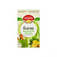چای لاغری لیمو