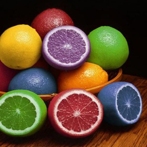 رنگ غذا