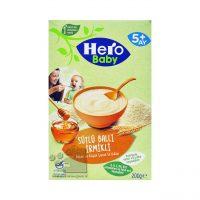 غذای کمکی شیر عسل سمولینا
