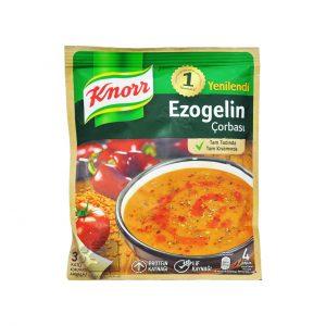 سوپ عدس آماده