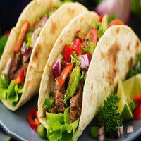 تاکو غذای مکزیکی