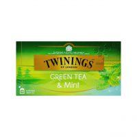 چای سبز با طعم نعنا