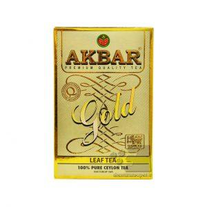 چای سیلان گلد اکبر
