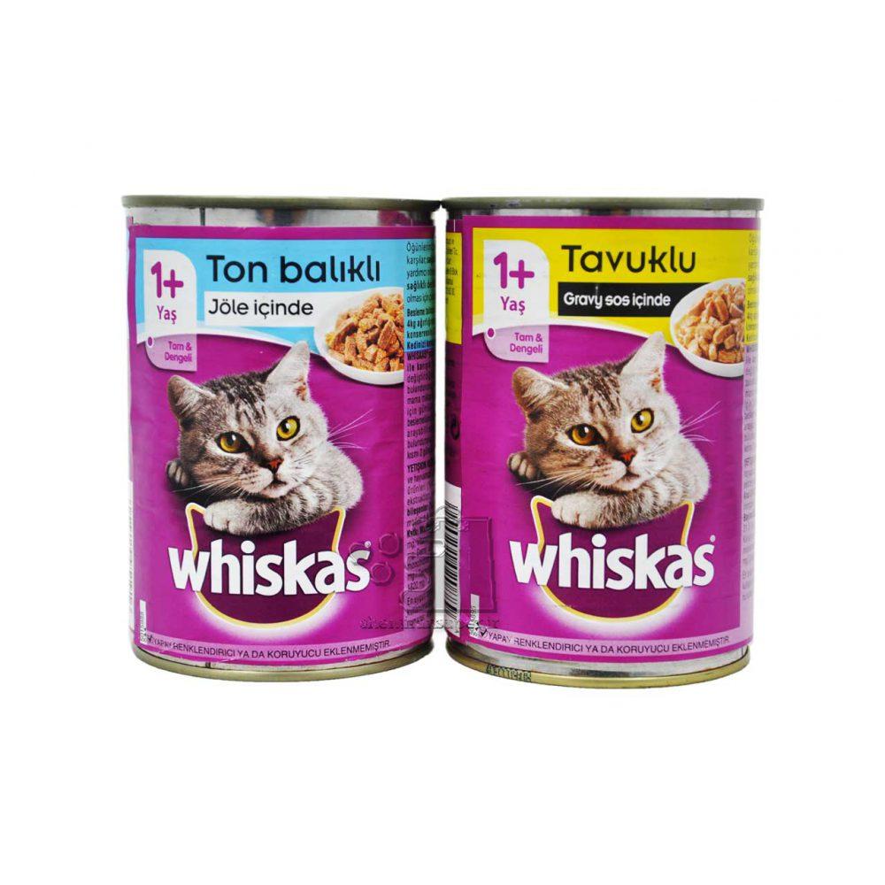 غذای گربه ویسکاس