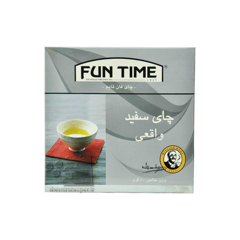چای سفید مرغوب