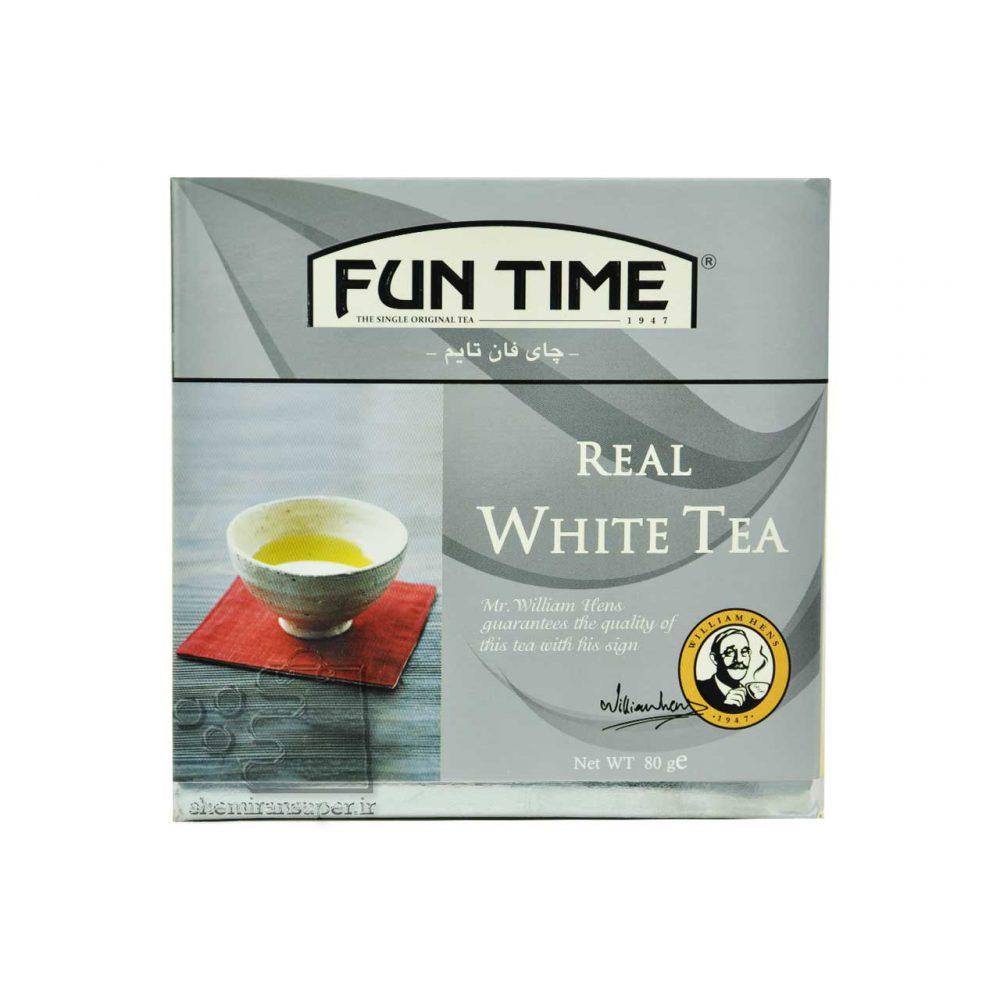 چای سفید دم کردنی