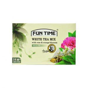 دمنوش چای سفید