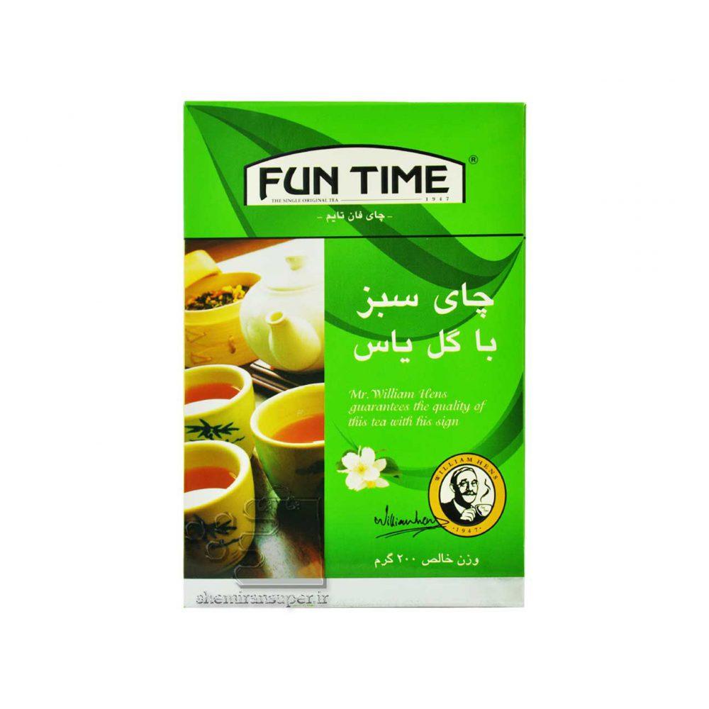 چای سبز فانتایم