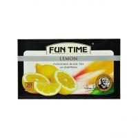 چای کیسه ای با طعم لیمو