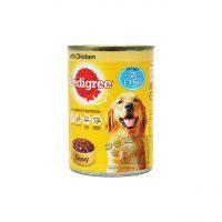 کنسرو گوشت برای سگ