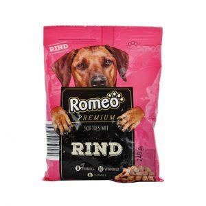 تشویقی سگ رومئو