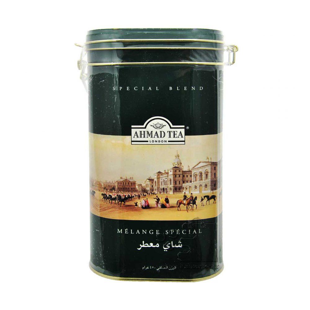 چای برگاموت احمد