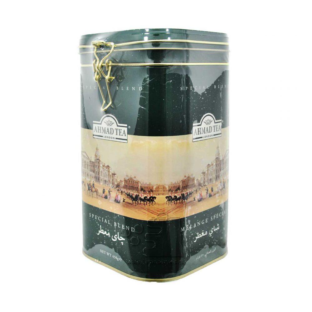 چای احمد قوطی قفل