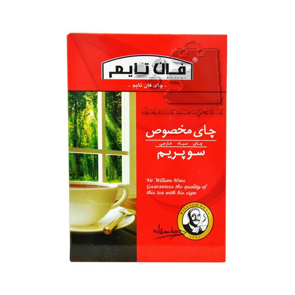 چای سیاه سوپریم
