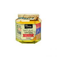 عسل طبیعی کرم دار