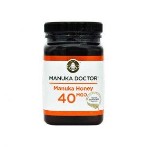 عسل مانوکا نیوزلندی mgo 40