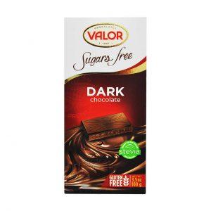 شکلات با استویا والور