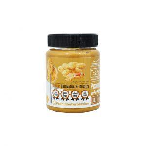کره بادام زمینی کرانچی عسلی