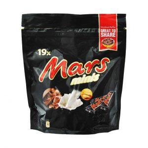 شکلات مارس مینی