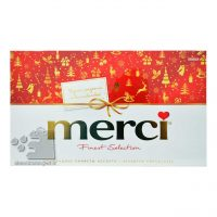 شکلات کریسمس مرسی