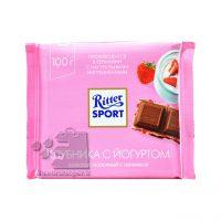 شکلات توت فرنگی ریتر