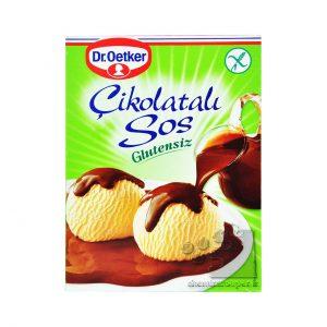 سس شکلات بدون گلوتن
