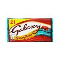 شکلات کارامل نمکی