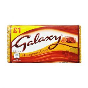 شکلات عسلی گلکسی
