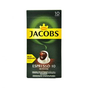 کپسول قهوه شماره 10