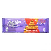 شکلات بادوم زمینی میلکا