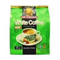 قهوه سفید با طعم فندق