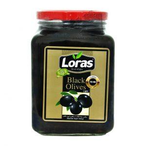 زیتون سیاه خیلی درشت