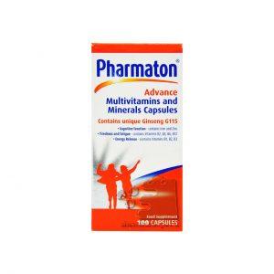 کپسول مولتی ویتامین