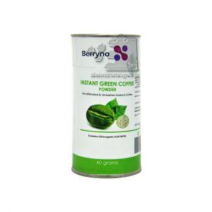 پودر قهوه سبز