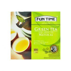 چای سبز فان تایم