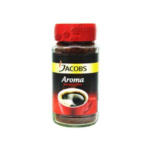 جاکوبز در قرمز