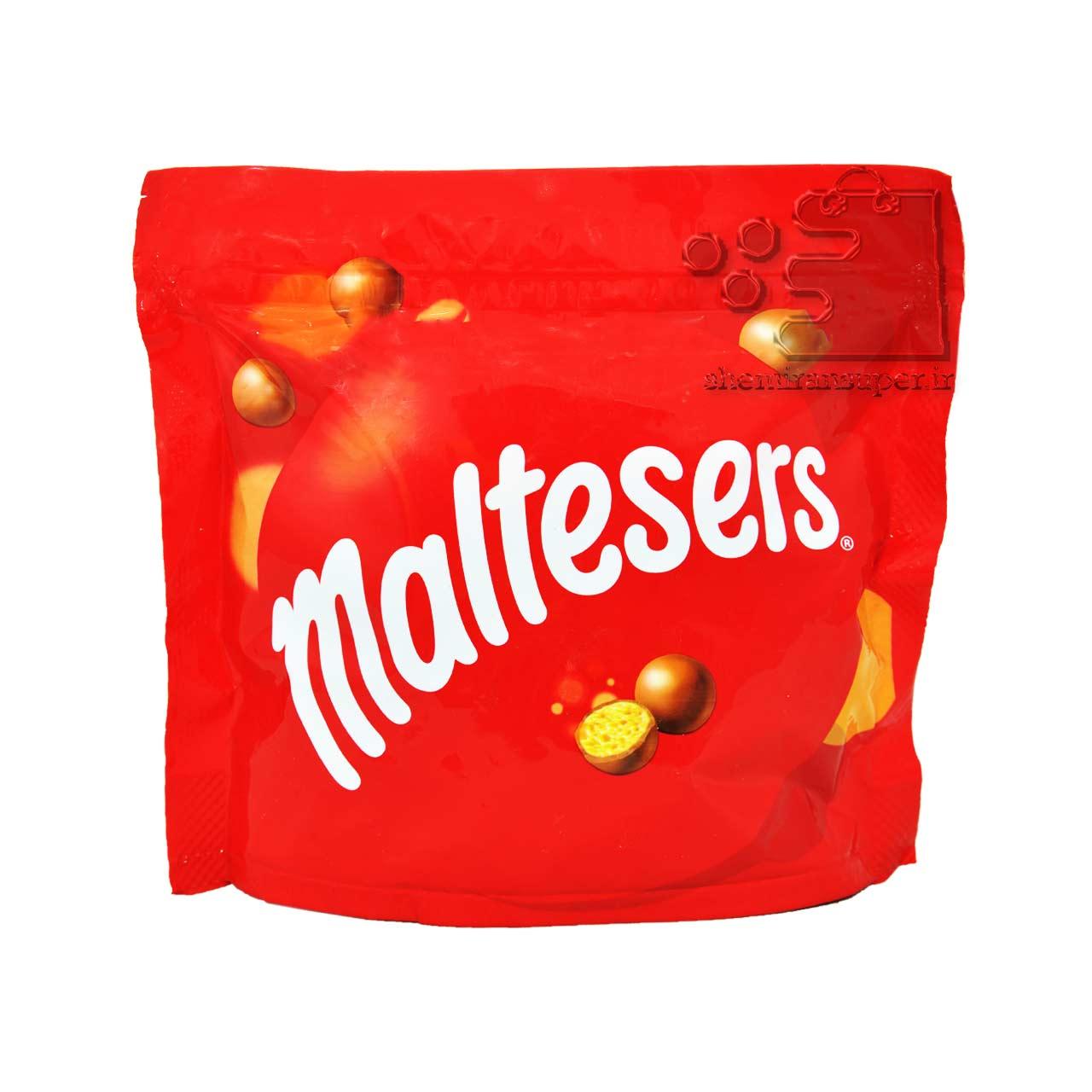 شکلات توپی مالتزرز