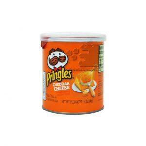 پنیر چدار پرینگلز