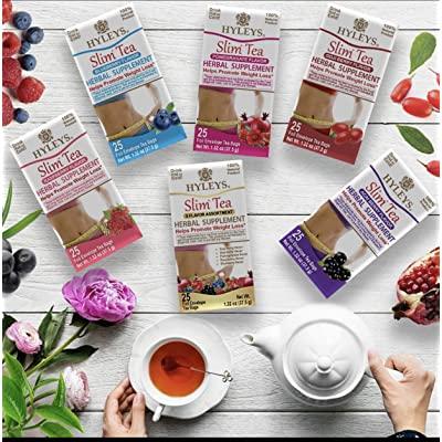 انواع چای هایلیز