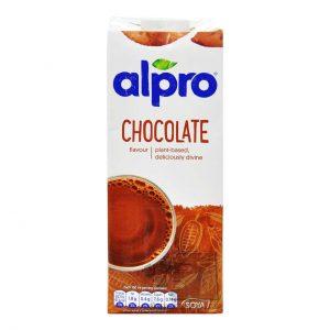 شیر سویا شکلاتی