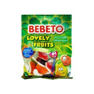 پاستیل میوه ای ببتو