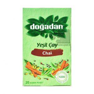 دوقادان چای سبز