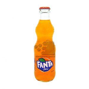 نوشابه پرتقالی فانتا