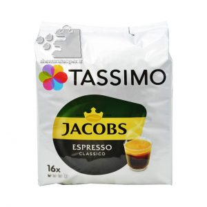 کپسول اسپرسو تاسیمو