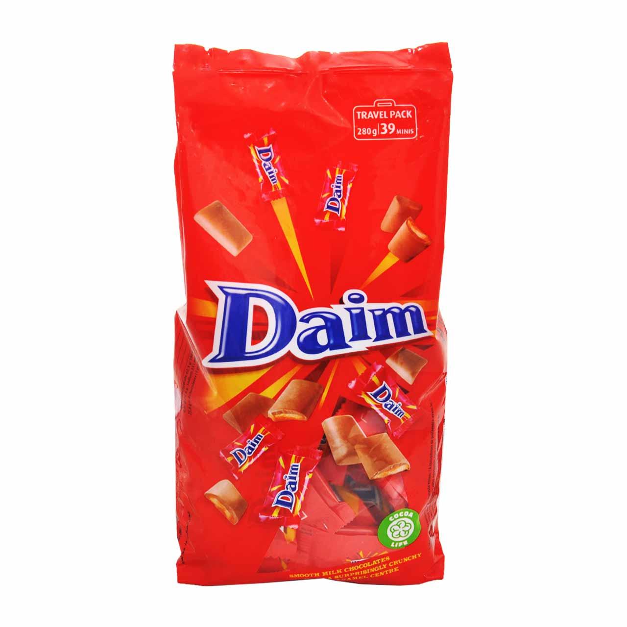 شکلات کارامل قرمز