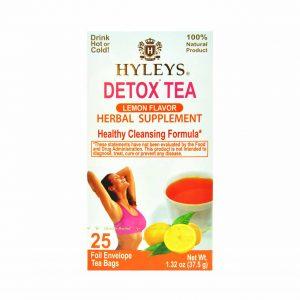 چای دتوکس
